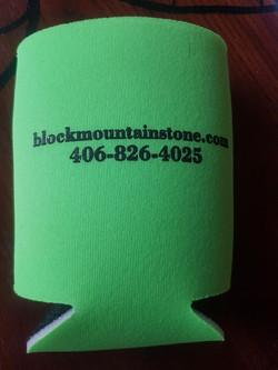 block mountain stone