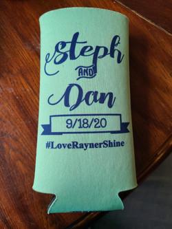 Steph and Dan