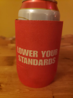 Lower Your Standards
