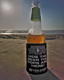 hide the beer