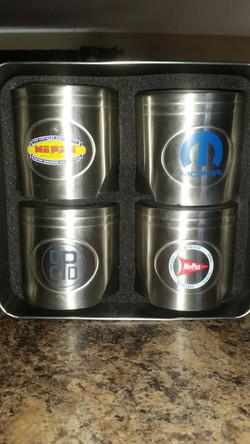 Morpar 4 Pack in Case