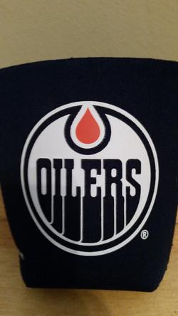 Edmonton Oilers Koozie