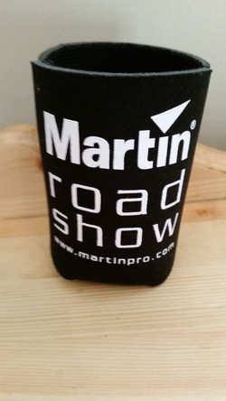 Martin Road Show