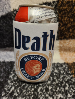 Death Before Craft Beer