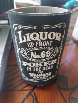 Liquor Up Front