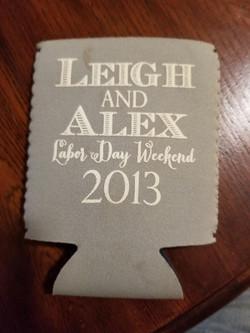 Leigh & Alex