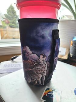 Wolf Tumbler Kooz
