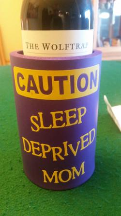 Sleep Deprived Mom