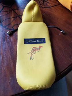 Yellow Tail Wine Kooz