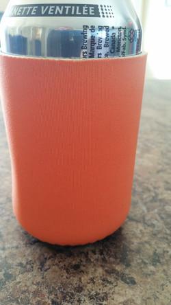 Orange Can Kooz