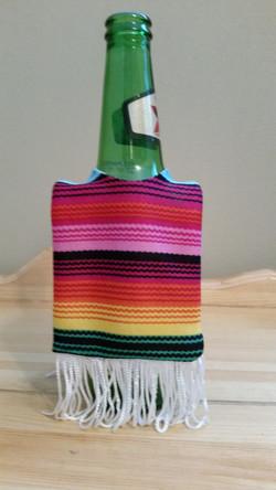 Mexican Poncho Koozie