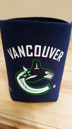 Vancouver Canucks Koozie