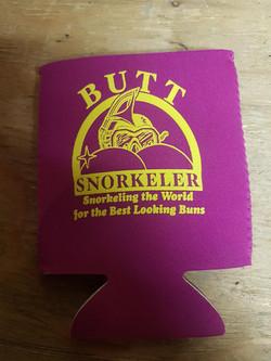 Butt Snorkeler