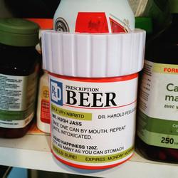 Prescription Beer