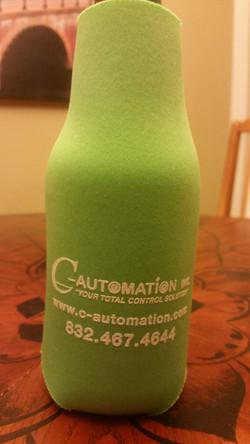 Cautomation Bottle