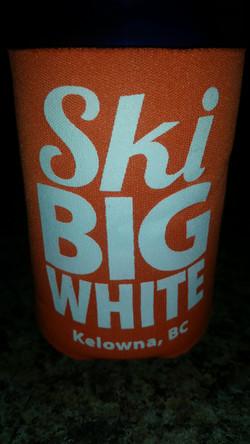 Ski Big White (orange)
