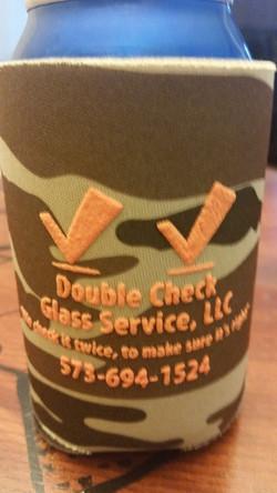 Double Check Glass Service
