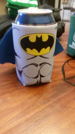 Batman with Cape