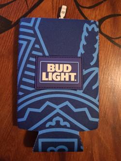 Tall Bud Light Bomber