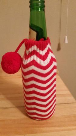 Candy Cane Bottle