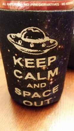 Keep Calm and Space out