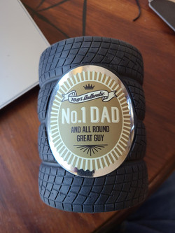 No 1 Dad