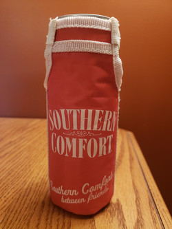 Southern Comfort slim can