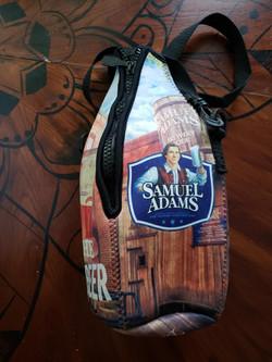 Sam Adams Growler