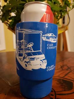 Car Cooler Cart Cooler
