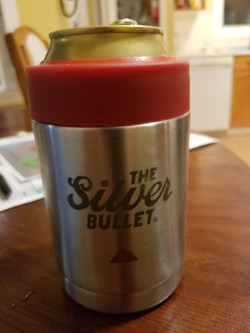 Red Silver Bullet!