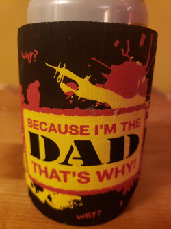 Because Im The Dad