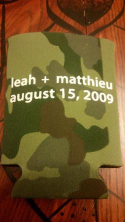 Leah and Matthieu
