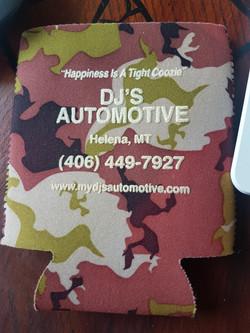DJ's Automotive