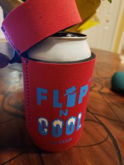 Flip N Cool Red