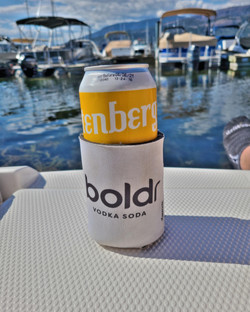 Bold Vodka Soda
