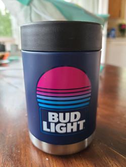 Bud Light Sunset