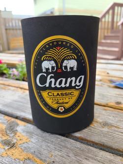 Chang Beer Large Black