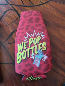 We Pop Bottles
