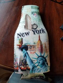 New York Bottle Zip
