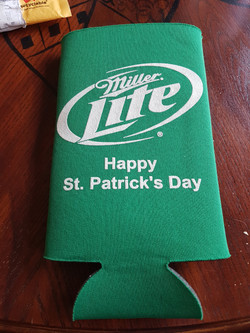 Giant St Pattys Day