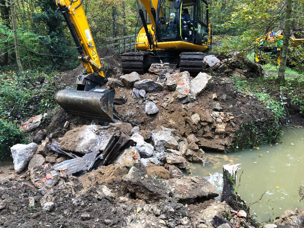 Bridge Demolition & Replacement