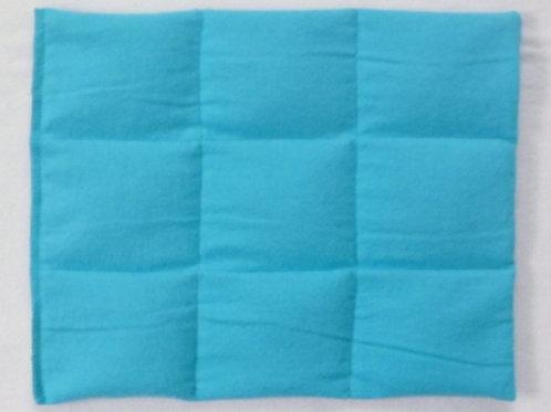 Aqua Flannel