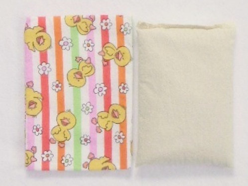 Unbleached Cotton   Baby Pattern Flannel