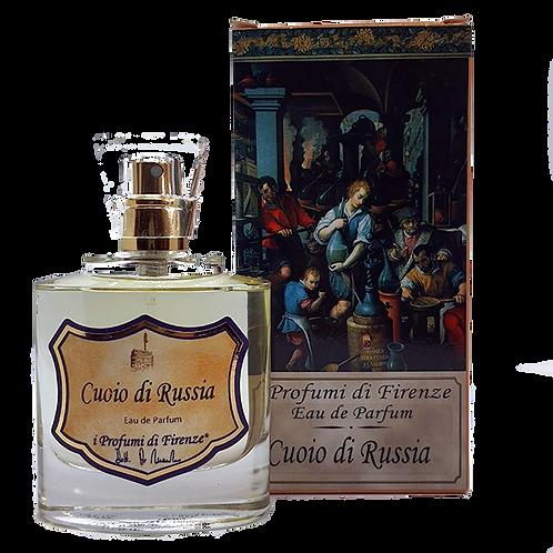 CUOIO DI RUSSIA - Eau de Parfum 50ml