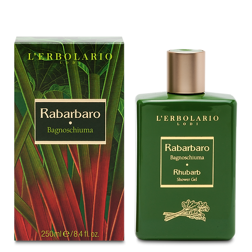 Bagnoschiuma Rabarbaro 250ml