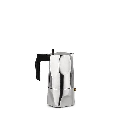 Caffettiera espresso 3 tazze - Ossidiana