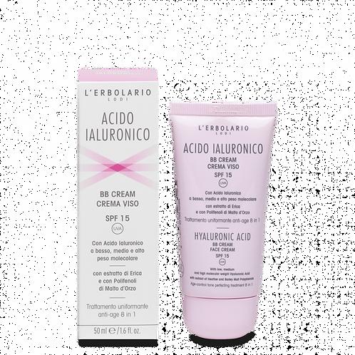 BB Cream Acido Ialuronico