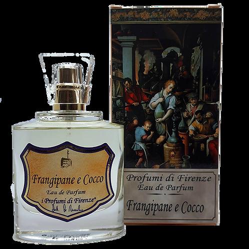 FRANGIPANE E COCCO - Eau de Parfum 50ml