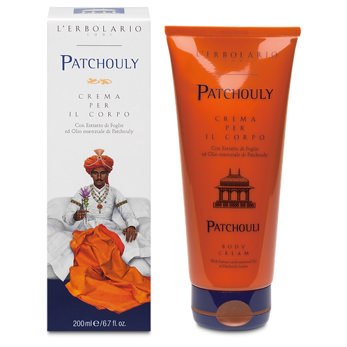 Crema Corpo Patchouly 200ml