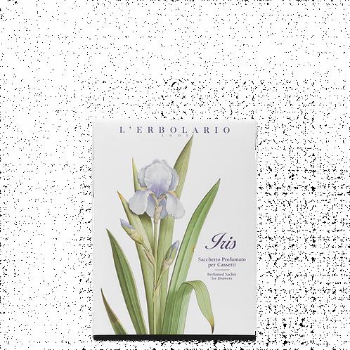 IRIS Sacchetto Profumato per Cassetti Iris x4buste